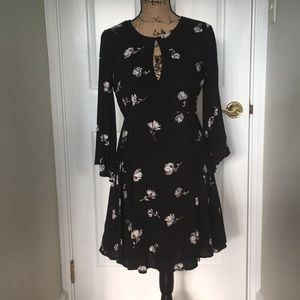 Alter'd State flowy black dress
